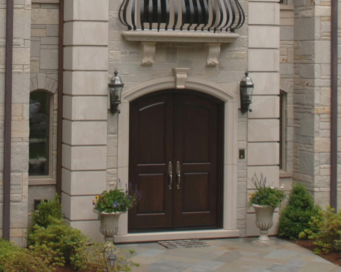 5781_Valders Door Surround_Valders Keystone_Valders Cladding