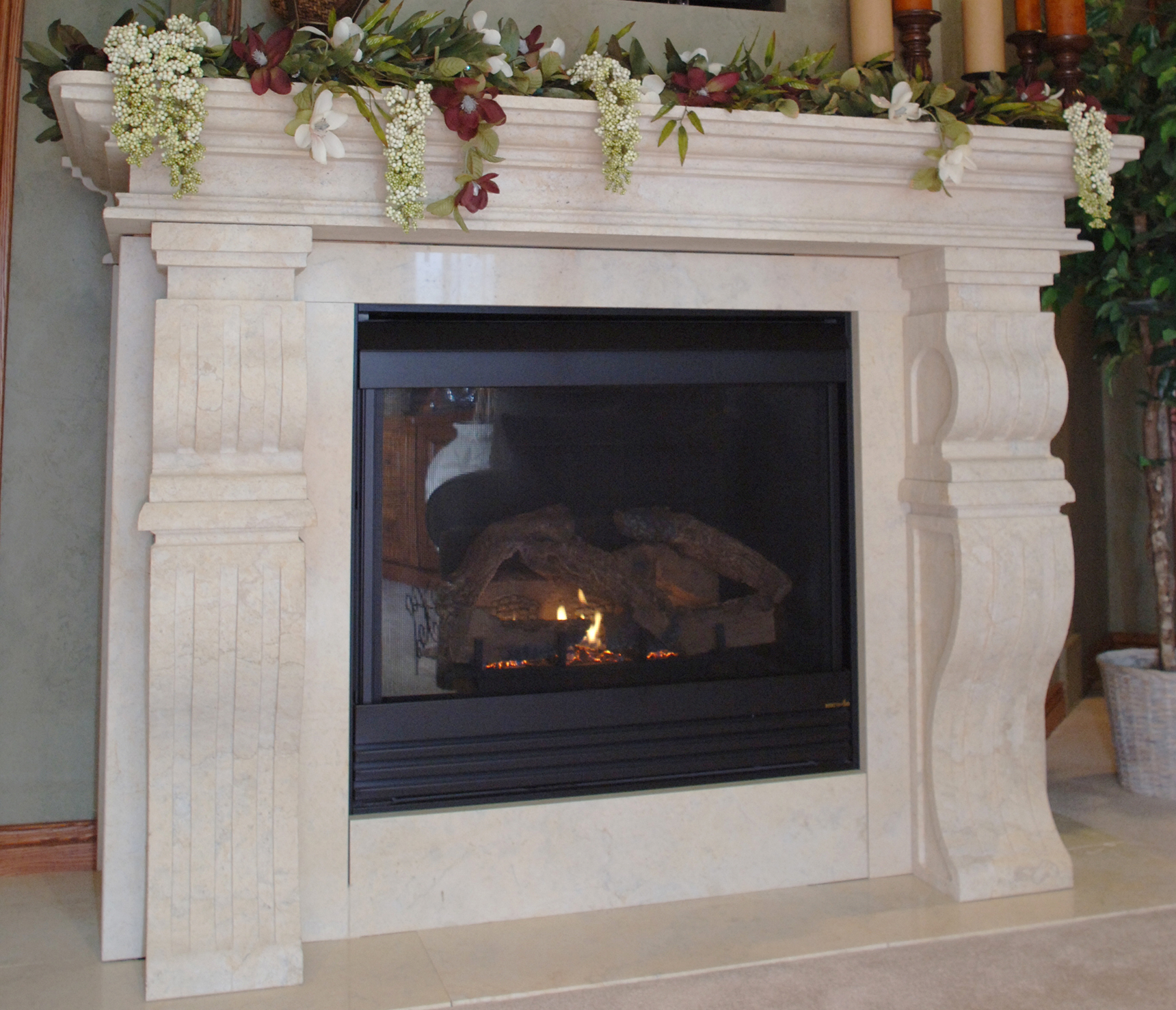 5834_Valders River Bluff Fireplace Surround